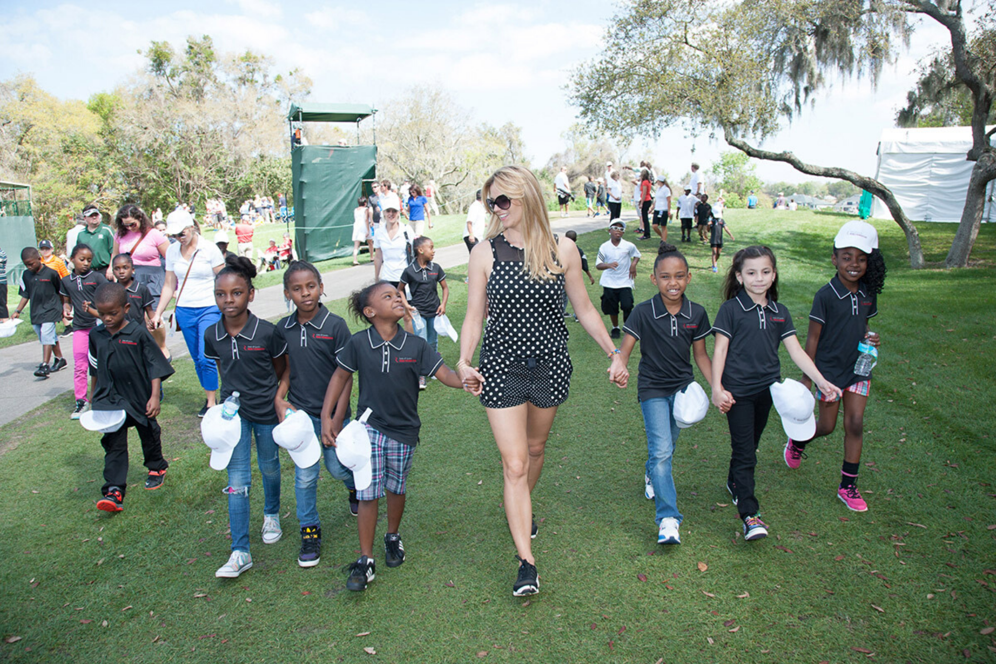 The Kate & Justin Rose Foundation Feeds Hungry Tummies