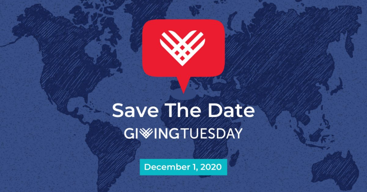 Giving Tuesday Save the Date