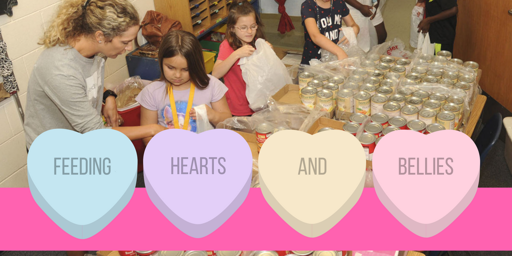 Feeding Hearts & Bellies This Valentine's Day