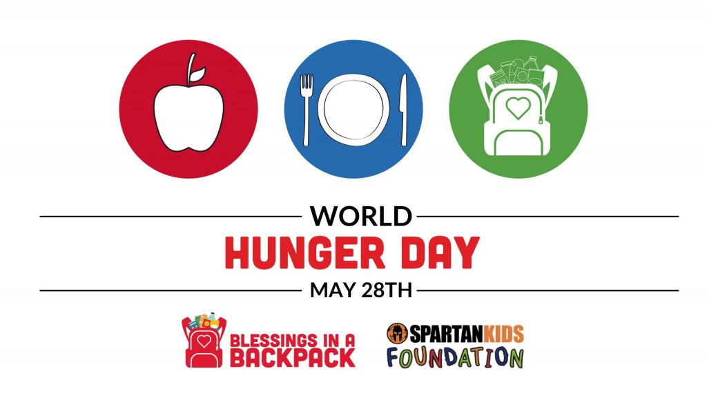 Spartan Kids Foundation Matching $3,000 in Blessings Orlando Donations on World Hunger Day