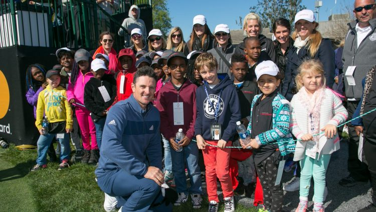 Join the Justin Rose Birdies for Blessings Brigade